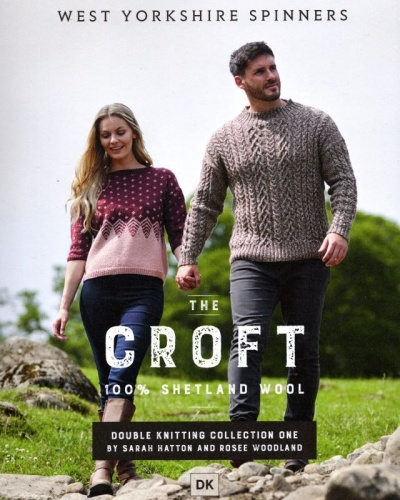 The Croft - DK - Double Knitting Collection One - West Yorkshire Spinners