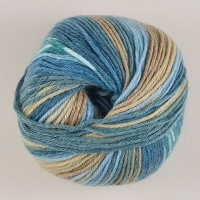 Rico - Baby Dream DK - 013 Teal-Yellow