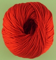 Rico - Cotton DK - 02 Red