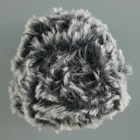 Sirdar - Alpine - Super Chunky Fur - 402 Seal