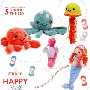 Happy Chenille Book 1  - Under the Sea