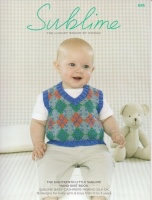 Knitting Patterns - Sublime 696 - The Eighteenth Little Sublime Hand Knit Book
