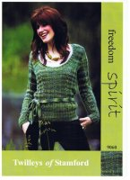 Knitting Pattern - Twilleys 9060 - DK