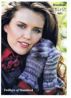 Knitting Pattern - Twilleys 9051 - DK