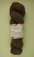 WYS - Bluefaced Leicester Fleece - Aran - Brown