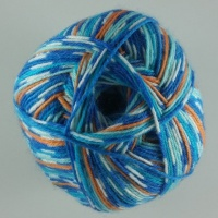 WYS - Signature 4 Ply - Country Birds - 844 Kingfisher