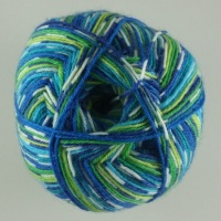 WYS - Signature 4 Ply - Country Birds - 851 Peacock