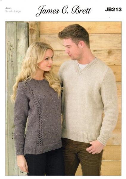 Cottontail Crafts James C Brett Knitting Pattern Jb213