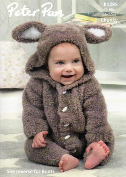 619d898a693 Cottontail Crafts - Peter Pan Knitting Pattern P1295
