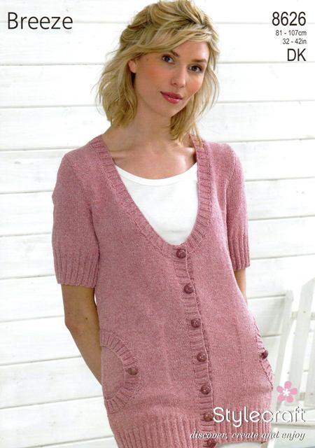 Cottontail Crafts - Stylecraft Knitting Pattern - 8626 ...