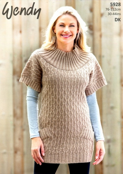 f4d9d2073 Cottontail Crafts - Wendy Knitting Pattern 5928