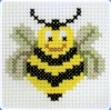Bee - Counted Cross Stitch kit