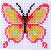 Butterfly - Counted Cross Stitch Kit