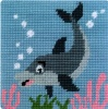 Dolphin Waves - Tapestry Kit