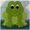 Frog - Long Stitch kit