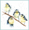 Sweet Tweet (Counted Cross Stitch Kit)