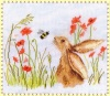 Bee Lovely (Counted Cross Stitch Kit)