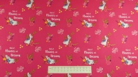 Fabric by the Metre - Peter Rabbit - Flowers & Dreams
