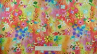 Fabric by the Metre - Party Animals - Floral