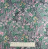 Fabric by the Metre - 778 Floral - Grey