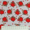 Fabric by the Metre - 862 Robins - Grey