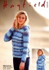 Knitting Pattern - Hayfield 10045 - Bonanza Chunky - Sweater