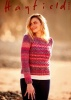 Knitting Pattern - Hayfield 10046 - Bonanza Chunky - Sweater