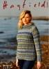 Knitting Pattern - Hayfield 10049 - Bonanza Chunky - Ladies Sweater