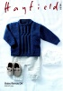 Knitting Pattern - Hayfield 5336 - Baby Bonus DK - Boy's Sweater