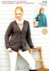 Knitting Pattern - Hayfield 9746 - Super Chunky With Wool - Raglan Cardigans