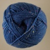 James C Brett - Rustic Aran Tweed - 37 Soft Navy Multi-Fleck