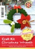 Christmas Wreath - Felt Craft Kit