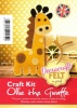 Ollie the Giraffe - Felt Craft Kit