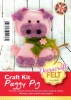 Peggy Pig - Felt Craft Kit