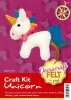Unicorn - Felt Craft Kit