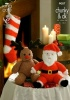Knitting Pattern - King Cole 9007 - DK - Santa & Rudolph Toys & Stocking