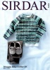 Knitting Pattern - Sirdar 5292 - Snuggly Baby Crofter DK - Round Neck Sweater