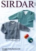 Knitting Pattern - Sirdar 5297 - Snuggly Baby Bamboo DK - Sweaters