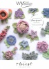 Crochet Patterns  - The Florist Collection - 4ply